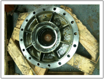gear box 7 in workshop
